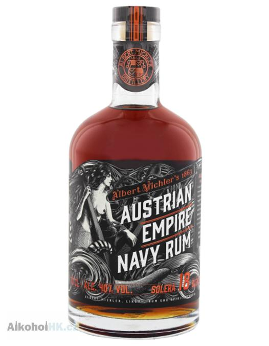 Austrian Navy Rum