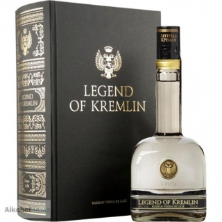 Legend of Kremlin + kniha 0,7 l