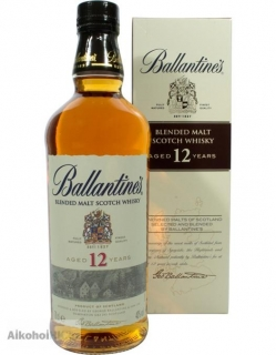 Ballantines 12 let Gold 0,7 l