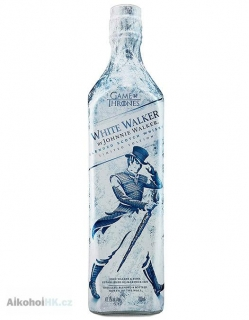 Johnnie Walker White Game of Thrones 0,7 l
