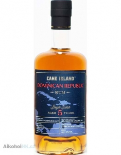 Cane Island Dominican 5 let 0,7 l