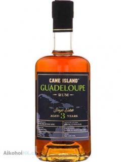 Cane Island Guadeloupe 3 let 0,7 l