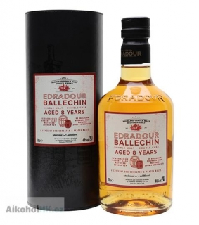 Edradour Ballechin 8 let 0,7 l