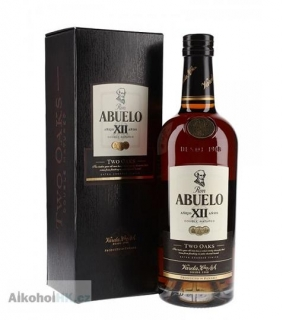 Abuelo XII Two Oaks 0,7 l