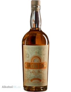 World´s End Rum Dry Spiced Spirit 0,7 l