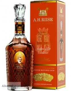 A.H.Riise NPU Ambre d´Or Excellence 0,7 l