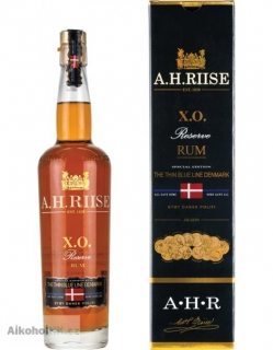 A.H.Riise Blue Line Denmark 0,7 l