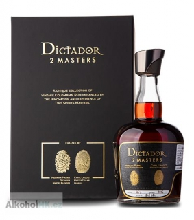 Dictador 2 Masters Laballe 1976 0,7 l