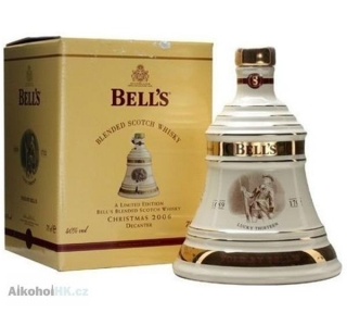 "Bell´s 2006 "" Lucky 13 "" decanter premium 0.70 l"