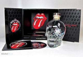Crystal Head Rolling Stones 0,7 l